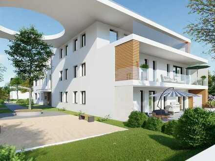 3 Zimmer Terrassenwohnung mit besonderem Flair