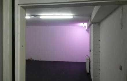 Lagerraum (trocken / beheizbar) in Kellergeschoss mit Zufahrt über Tiefgarage