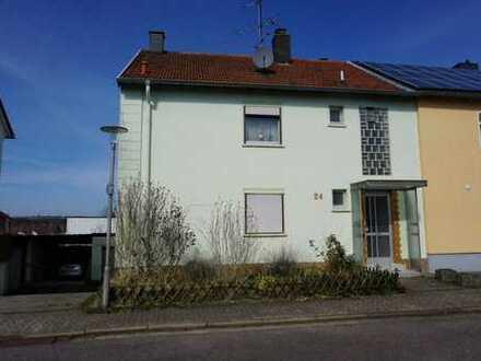 2 ZKB-Eigentumswohnung im Erdgeschoss, Rohrbach