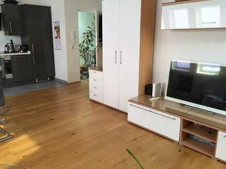 Apartment mit Dachterrasse im Lindenhof