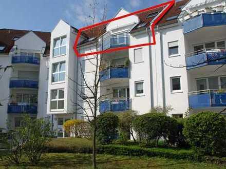 Moderne Maisonettewohnung - Top Zustand mit 2 Garagenplätzen in reiner Wohnlage