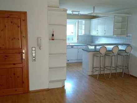 Gepflegte 4-Zimmer-Wohnung mit eigenem Garten, EBK und Keller in Mosbach