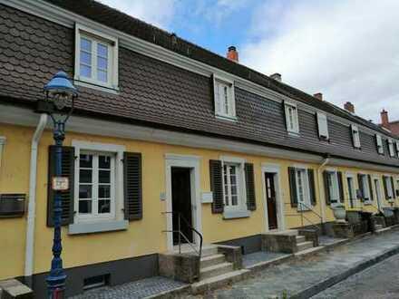 Denkmalgeschütztes Reihenhaus (frisch saniert) in der Gartenstadt