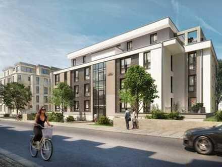 Erstbezug: attraktive 4-Zimmer-Hochparterre-Wohnung mit Balkon in Chemnitz
