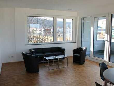 Altengerechte Wohnung in Freiburg Vauban!