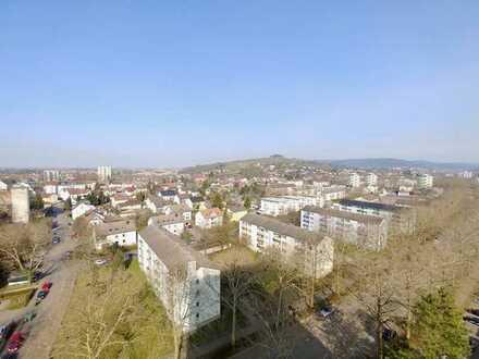 Toller Blick über Lahr! 3-Zimmer-Wohnung mit zwei Balkonen
