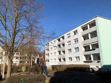 Bad Krozingen! Kompakte 4-Zimmer Hochparterre mit tollem Sonnenbalkon