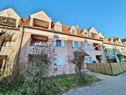 Attraktive 2-Zimmer-Wohnung mit Balkon in der beliebten Gärtnersiedlung in Neutraubling!