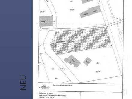 """Bauplatz """"auf dem Land"""" zu verkaufen"""