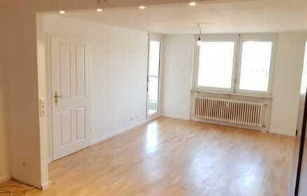 Erstbezug nach Sanierung: stilvolle 2-Zimmer-Wohnung mit Balkon in Freiburg im Breisgau