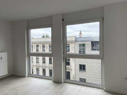 Zentrum-Süd! Mittendrin! Neu renoviertes Apartment im 4. OG mit Aufzug+Balkon!