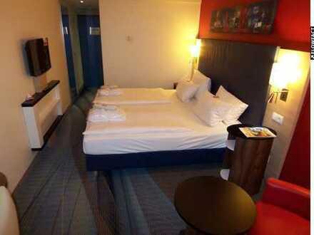 Verpachtete Hoteleinheit als Kapitalanlage in Brühl...