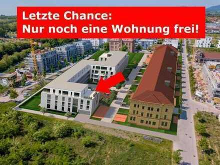 Letzte Chance Neubau G21: 2 oder 3Zi-Penthousewohnung in bevorzugter Lage