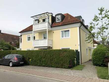 Schöne & sonnige 2-Zimmerwohnung mit Südbalkon plus großer Hobbyraum in FREILASSING (Watzmannstraße)