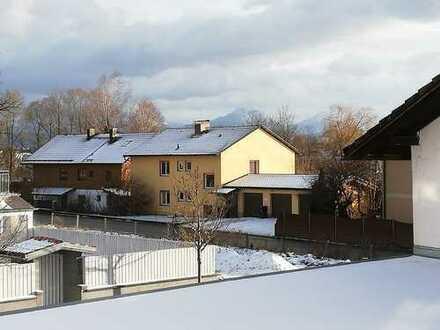 3- Zimmer- Wohnung mit großem Balkon und Blick zum Wendelstein