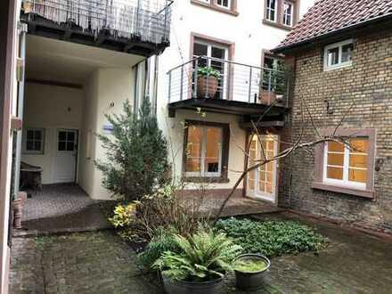 1-Zimmer-EG-Wohnung Durlach Altstadt