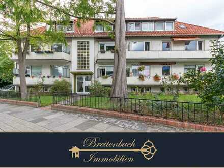 Bremen - Sebaldsbrück • Gepflegte, zentral gelegene 2- Zimmerwohnung mit optimaler Raumaufteilung