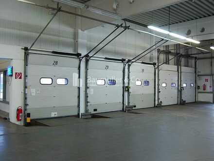 """""""BAUMÜLLER & CO."""" - ca. 8.000 m² Logistikfläche nahe BAB-Kreuz - NEUBAU - SOFORT VERFÜGBAR -"""