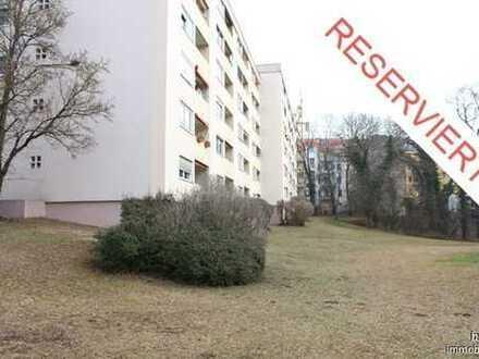 Dreizimmerwohnung am Praterweiher in Fürth mit Aufzug und toller Aussicht