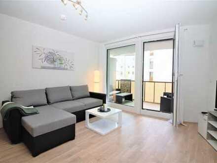 Wohnjuwel in Isarnähe, 3 Zimmer mit Top Ausstattung, vollmöbliert, 2 Bäder und offene Küche