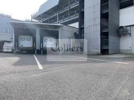 Lager- und Logistikflächen   2.568 m² sofort verfügbar   2 Tore