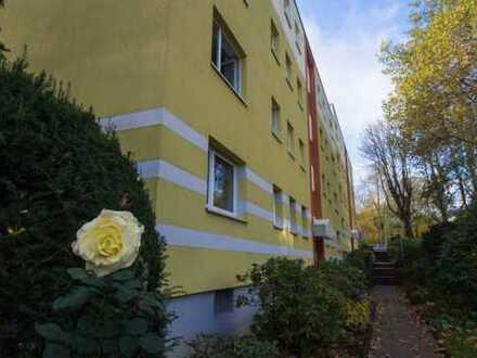 Modernisierte 4,5-Zimmer-EG-Wohnung mit Balkon in Essen