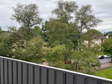 Schwachhausen l gut geschnittene 3- Zimmer Wohnung mit Balkon in beliebter Lage
