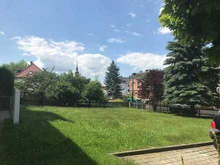 Teilerschlossenes Baugrundstück in Marienthal, 355 m², Vorbescheid für EFH im Bungalowstil vorhanden