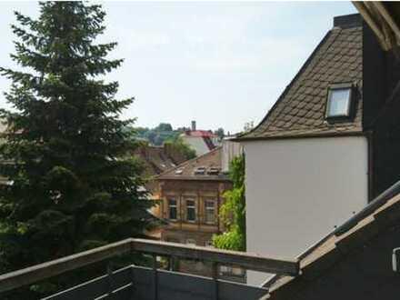 4 ZKB Maisonette-Wohnung mit Kamin, 2 Süd Balkonen, Stellplatz