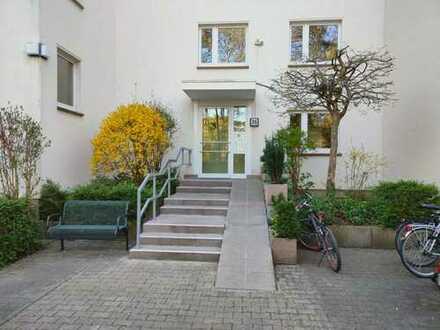 Ansprechende 3-Zimmer-Wohnung mit Balkon und Einbauküche in Mainz