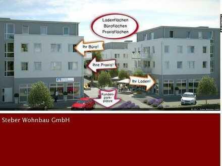Laden-, Büro- und Praxisflächen in der Ortsmitte
