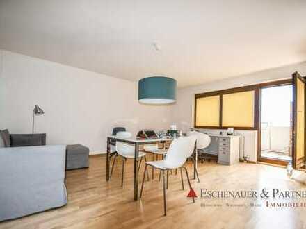 Großzügige 2 Zimmerwohnung in zentraler Wohnlage von Dossenheim.