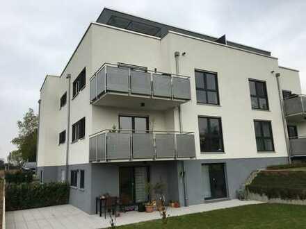 Moderne 3,5-Zimmer-Wohnung mit Balkon und EBK in Bad Schönborn-Langenbrücken