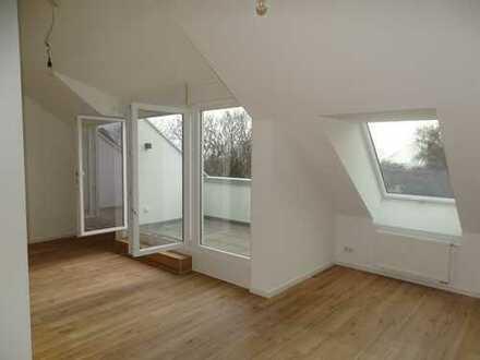 Erstbezug einer traumhaften 2-Zimmer-Wohnungen in Toplage mit Balkon und toller Aussicht.