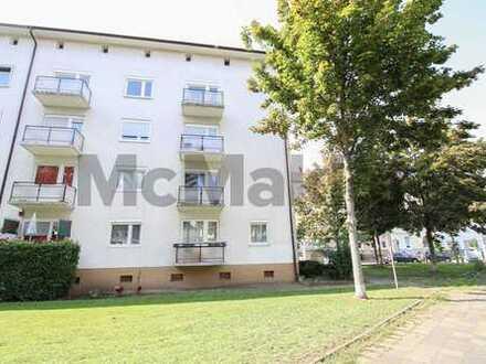 Über 100 m² frei gestaltbar: 5-Zi.-ETW mit 2 Balkonen und 2 Bädern in Ludwigshafen