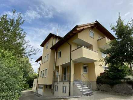 Schöne, helle 2 Zimmer-Wohnung, zentral in Bad Dürrheim