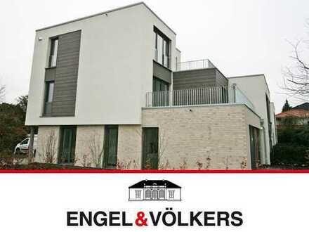 Luxus-Neubau-Whg. im OG in Adresslage!