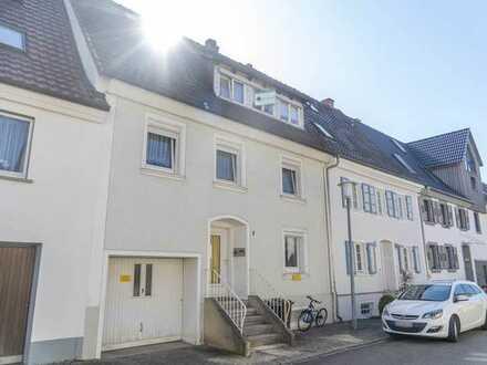 Reihenhaus mit zwei Wohnungen zentral in Hüfingen