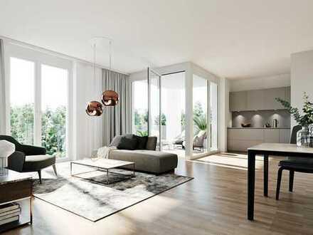 ***Beste Aussichten!*** Lichtdurchflutete 3-Zimmer-Dachgeschosswohnung mit wunderschöner Terrasse