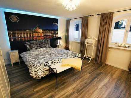 Exklusive, helle und komplett möblierte 2 Zimmer-Souterrain-Wohnung in Bad Oeynhausen-Zentrum