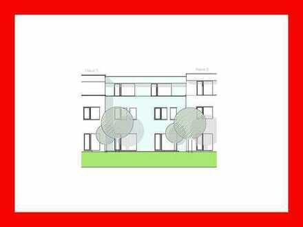 Bauplatz für ein projektiertes 2-Familienhaus