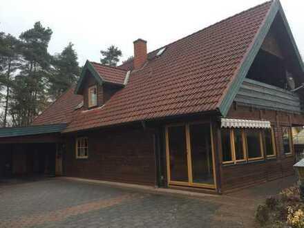 EFH mit Einliegerwohnung Holzhaus * Anfragen bitte via Kontaktformular*