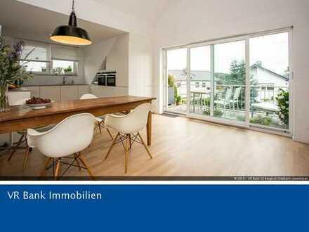 Rheinblick inklusive; Neuwertige 3-Zimmer-Eigentumswohnung in bevorzugter Wohnlage von Porz-Ensen