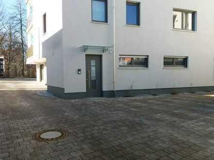 Erstbezug: stilvolle 2-Zimmer-Wohnung mit Einbauküche in Augsburg