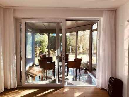 Exklusive 4 - Zimmerwohnung mit Traumhaftem Wintergarten + Garten in Eschborn-Ndhr. zu vermieten!