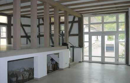 ERSTBEZUG - Haus im Haus mit Loft-artigen Charakter und unterschiedlichen Ebenen!