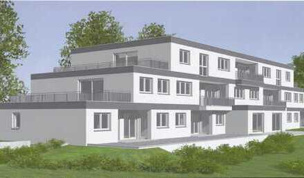 Erstbezug: Attraktive, zentrale 2-Zimmer-Wohnung mit EBK und Balkon in Kemnath