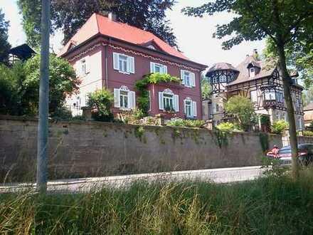 Wohnen an der Regnitz unter dem Abtsberg