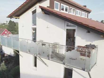 Penthouse-Wohnung im Herzen von Bochum-Stiepel mit wunderschönem Ausblick