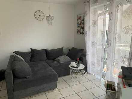 Schöne 2-Raum-Wohnung mit Balkon in March/Holzhausen